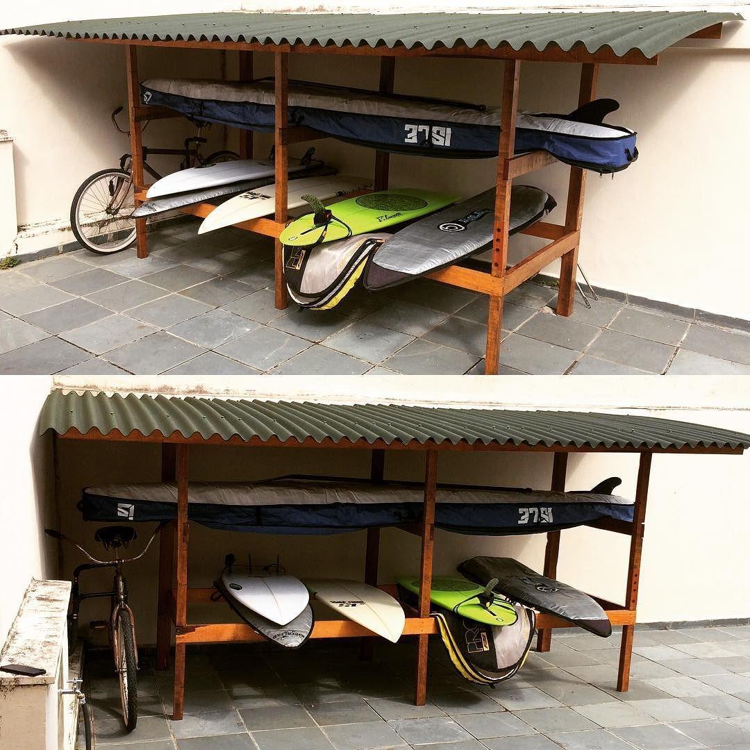 Genial Old Wood Surfboard Shed #surf #storage #wood #woodwork #woodworking  #surfingu2026