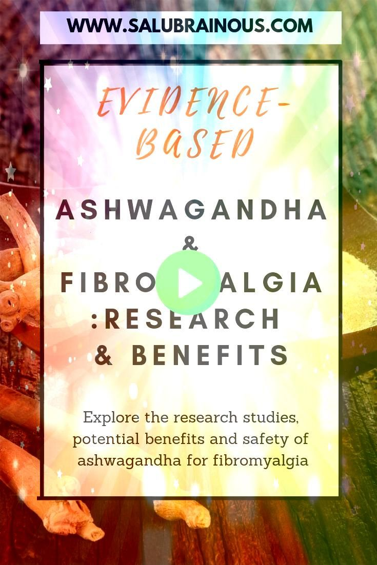 Evidence Based Natural Brain Care Ashwagandha is an adaptogen and natural sleep aid Read about the researchbacked ways by which ashwagandha can help in fibromyalgiaAshwag...