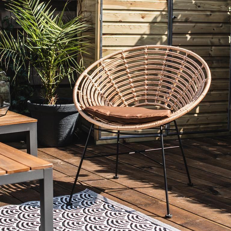 Garden Furniture Lisbon Tuinstoel kopen? Geef je huis wat ... on Decoris Outdoor Living id=91434