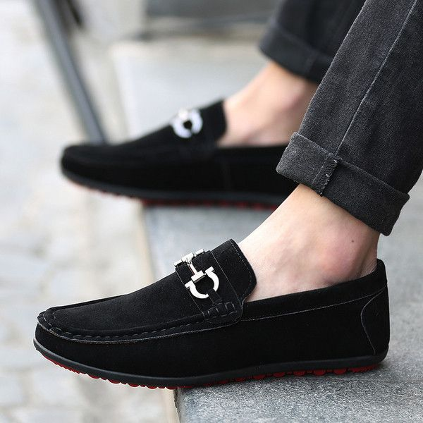 Mens Cool Loafer Style Shoes  8988f37e030