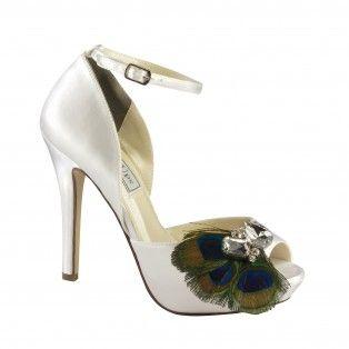 FANTASY-491 Women High Heel Pumps - White