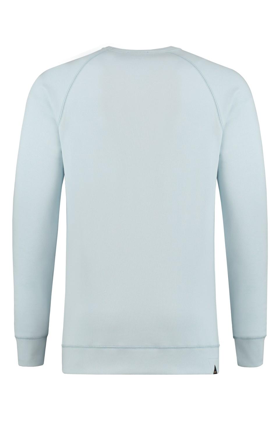 Denham Brand Sweat PRSU Sweater Grijs