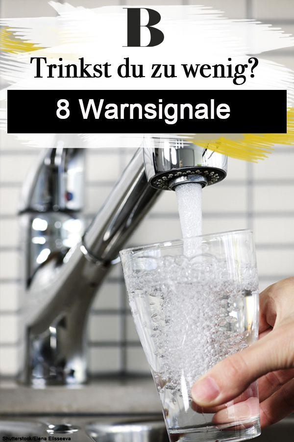 dehydriert 8 warnsignale dass ihr zu wenig wasser trinkt wasser trinken trinken und gesundheit