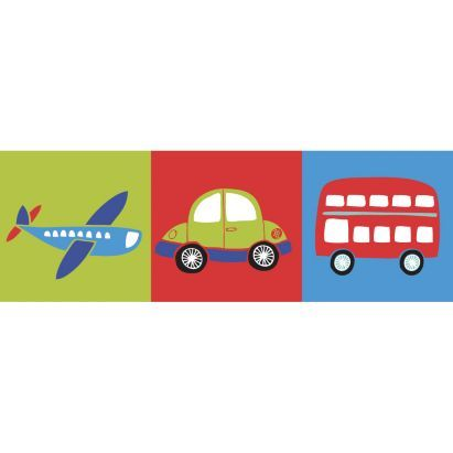 Awesome Traffic Box Art, From B And Q | Car Bedroom For Toddler | Pinterest | Car  Bedroom, Kids Wallpaper And Wall Sticker