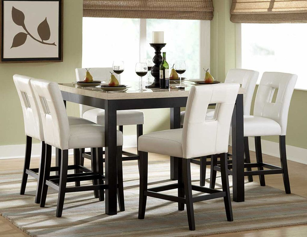 Elite Dining Room Furniture 2019 White Leather Chairs Dining Room  Elite Modern Furniture