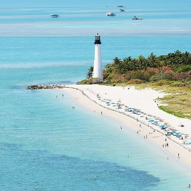 Beautiful Places In Florida To Stay: Bill Baggs Cape Florida State Park