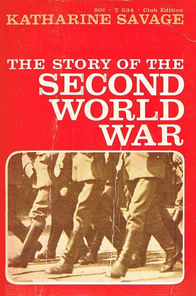 T534 With A Different Cover Story Of The Second World War By