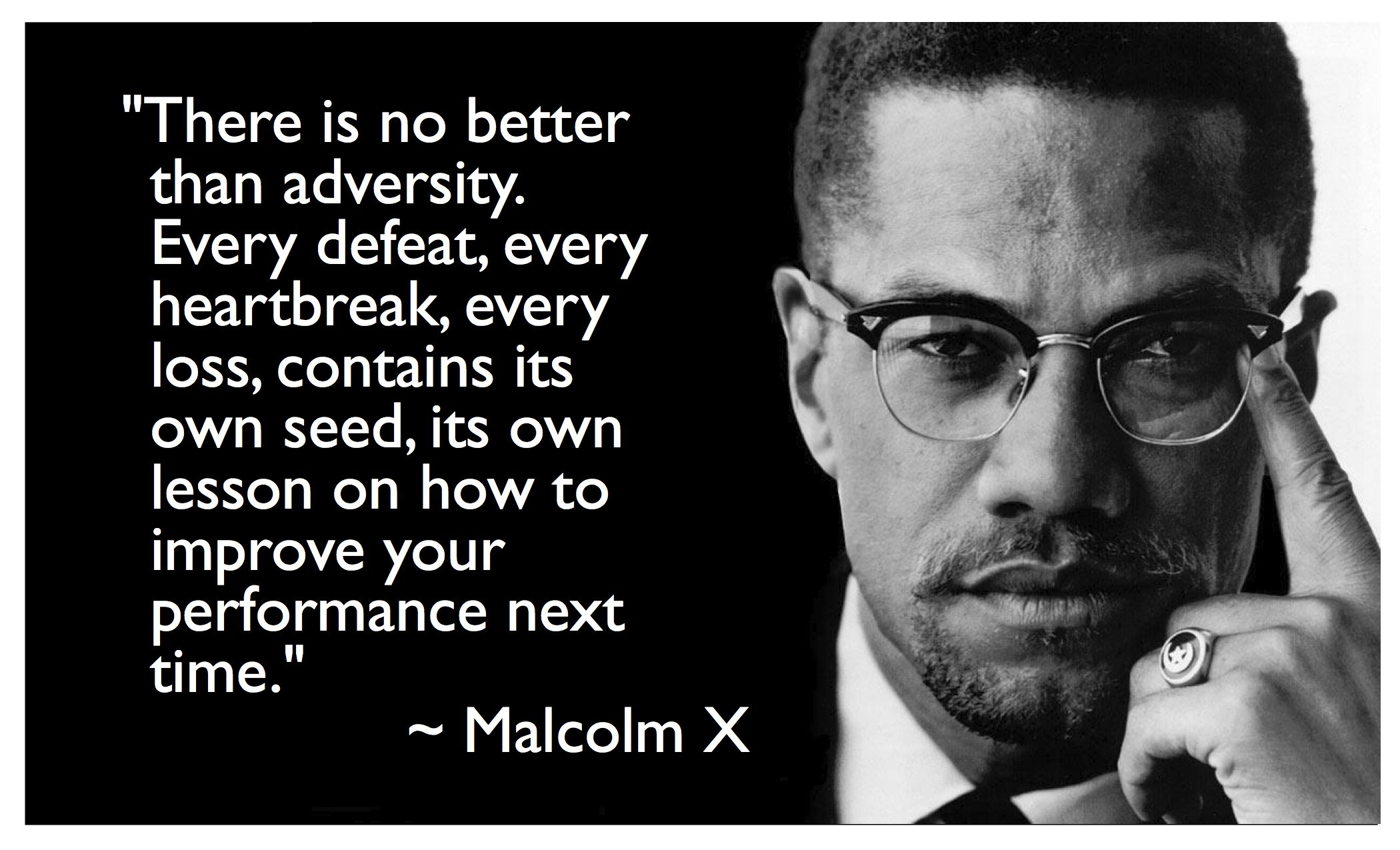 Inspirational Malcolm X Quotes | Celebrities | Malcolm x ...