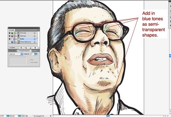 Make Watercolor and Marker Style Portraits with Illustrator By Miguel Cardona With this tutorial, we are going to work through ways of creating digital portrait illustrations that have a unique and…