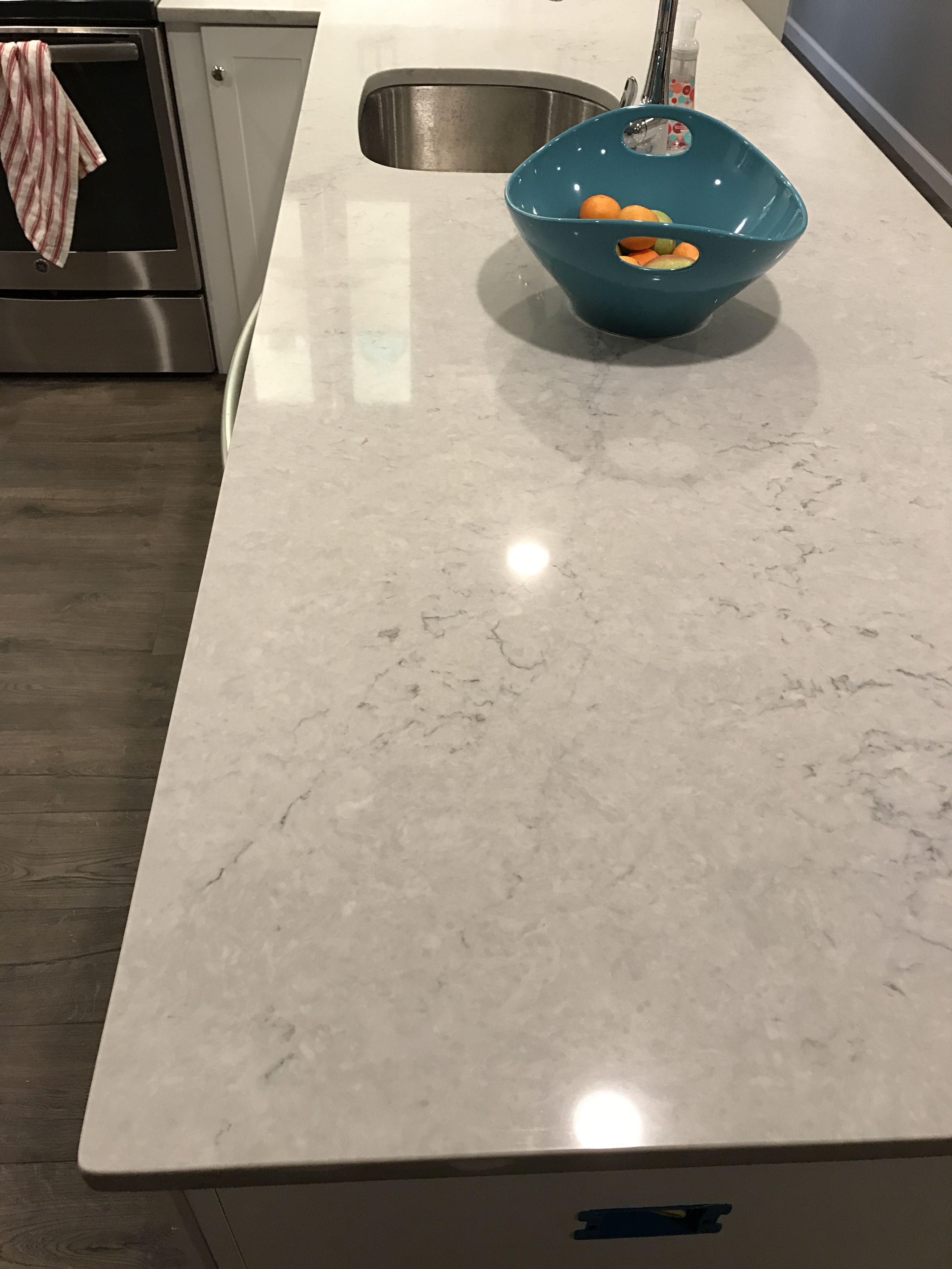 Caesarstone In Noble Grey Kitchen In 2019 Pinterest
