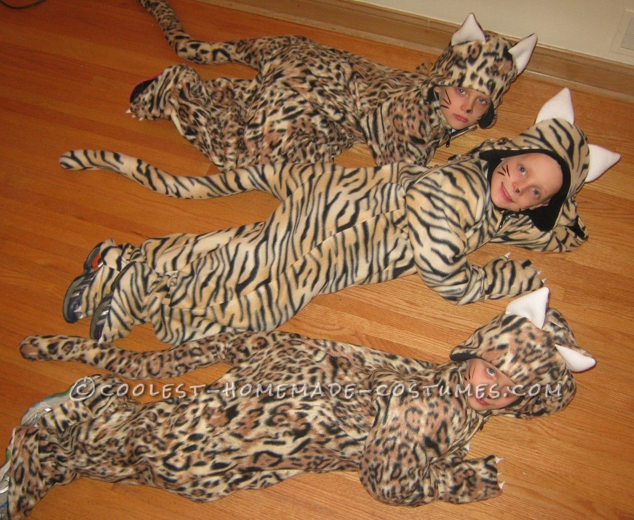 52041f776f1a Three Little Kittens Who Didn't Lose Their Mittens!... This website is the  Pinterest of costumes