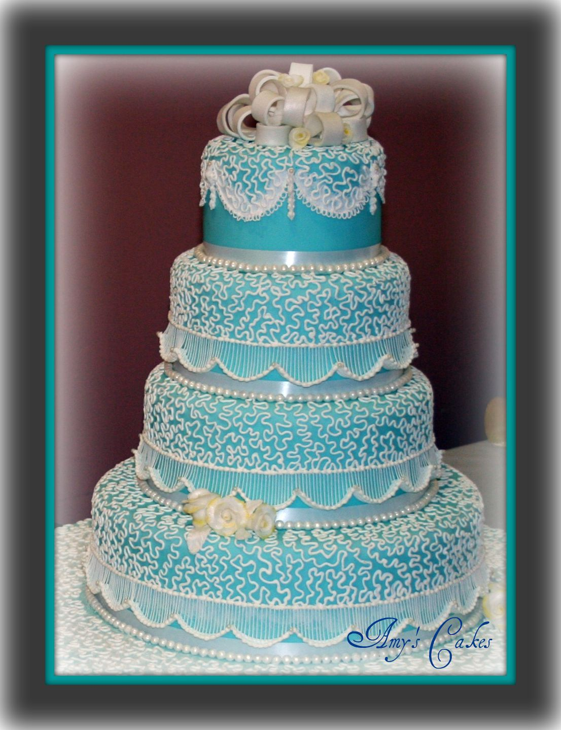 wedding cakes lace icing cornelli lace and australian stringwork i think i would 24867