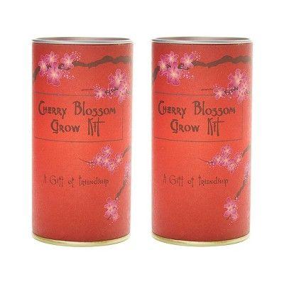 2pk Japanese Flowering Cherry Blossom Seed Grow Kit The Jonsteen Company Grow Kit Japanese Flowering Cherry Cherry Blossom