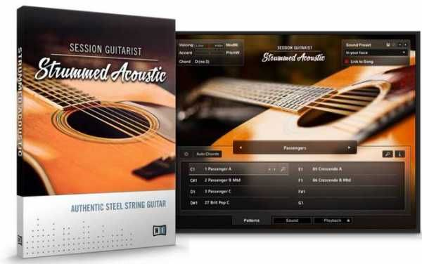SESSION GUITARIST STRUMMED ACOUSTIC KONTAKT DVDR, STRUMMED, Session, Kontakt, Guitarist, DVDR, Acoustic, Magesy.be