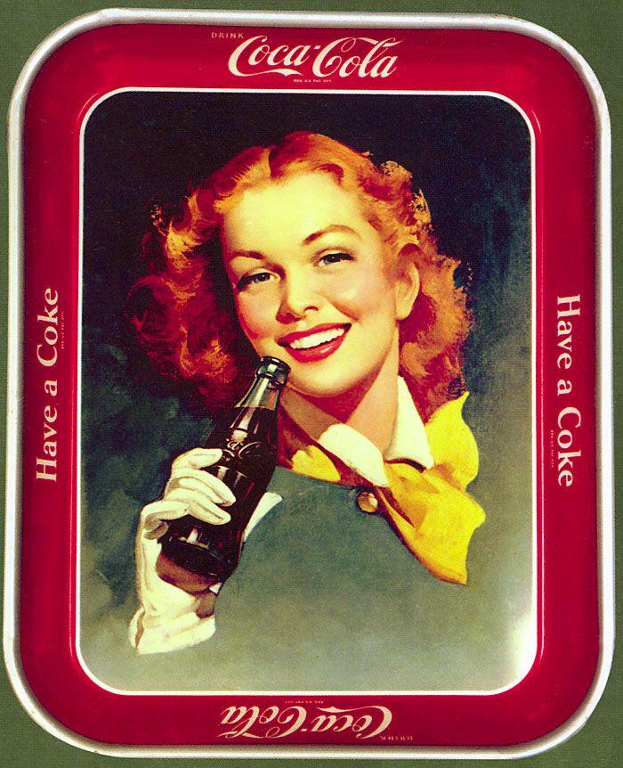 Cartelería de Coca-Cola