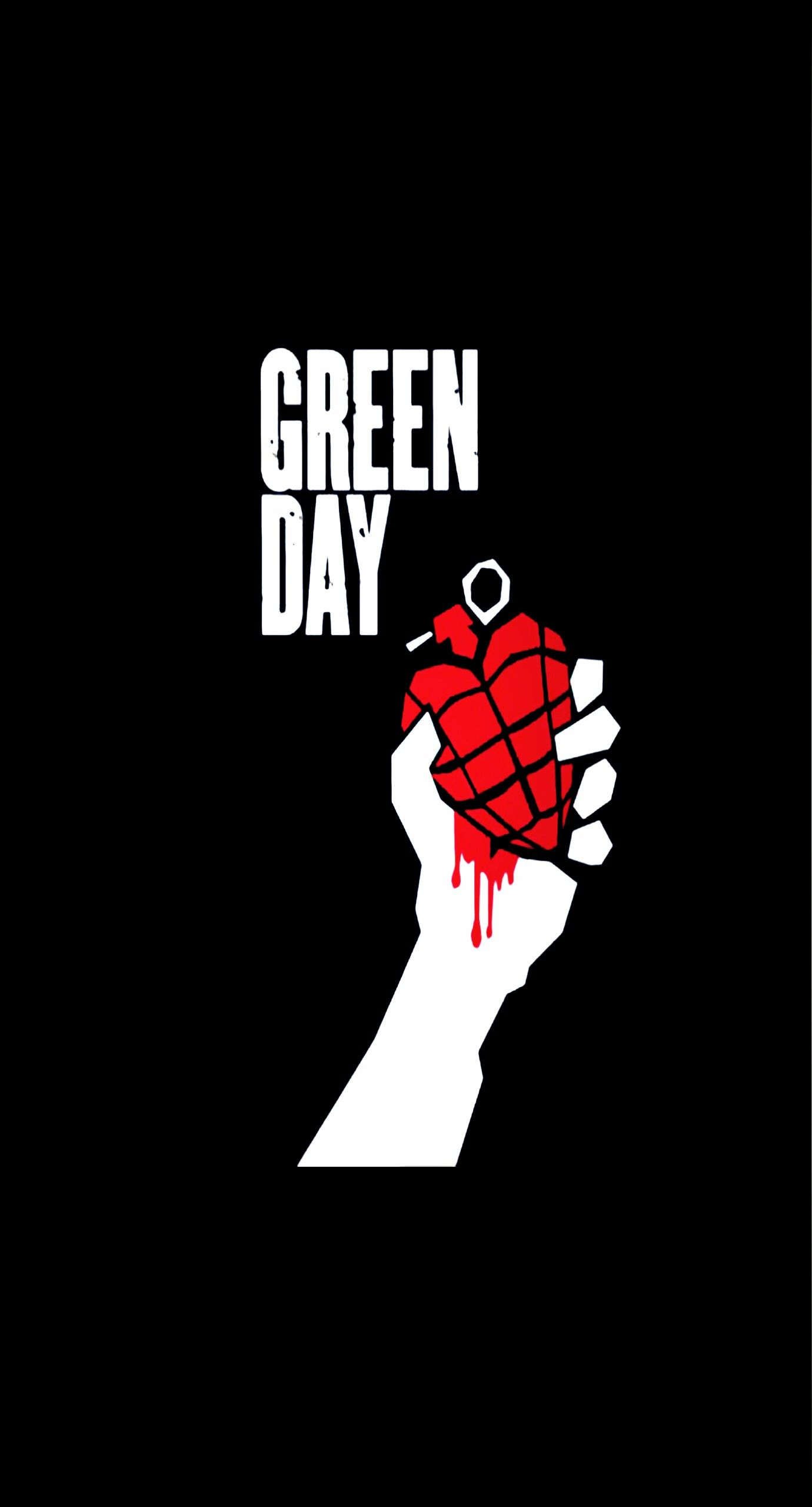 Green Day American Idiot Wallpaper Green Day Band Green Day Blackberry Q10