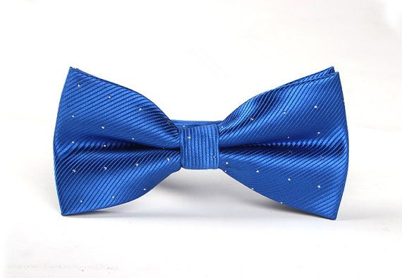 Bow tie is always dapper and debonair, the perfect finishing touch to any formal look. A classic menswear staple, this bow tie will look great with any
