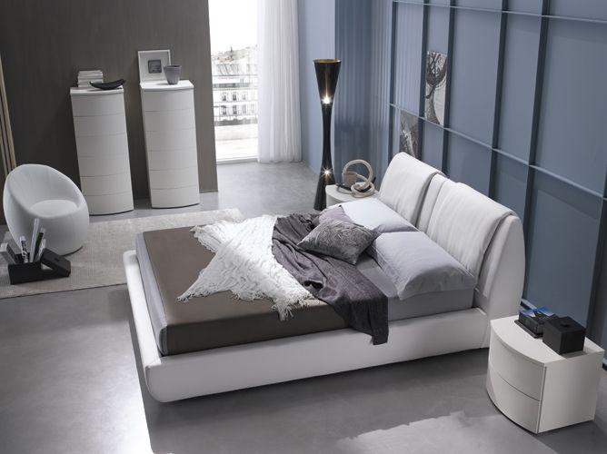 Letto Spaider letto Matrimoniale Design Imbottiti | Bed design ...