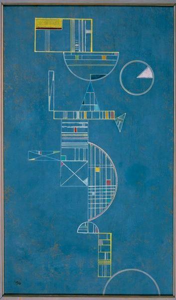 Wassily Kandinsky - Flowing (Coulant), 1931 | Wassily Kandinsky ...