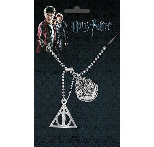 Harry Potter Dog Tag Harry Potter Fanartikel Hundemarken Hogwarts Wappen