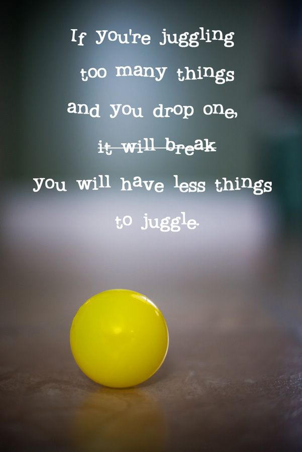 Its Ok To Let Go Life Is A Balancing Act Inspirational Quotes