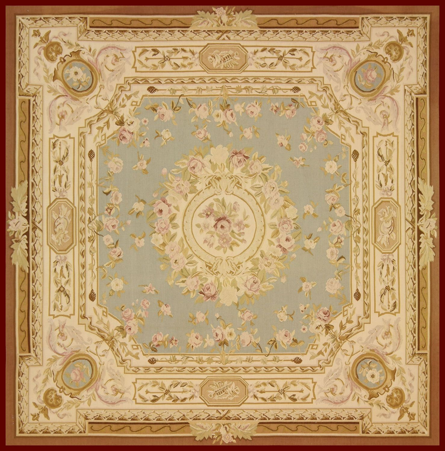 French Rugs Aubusson Home Decor