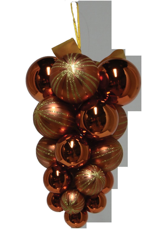 Grape Decor Ball Ornament Grape Decor Christmas Ornaments Xmas Wreaths