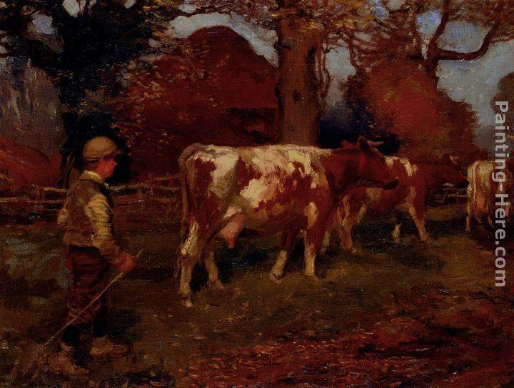 Daily Paintworks Cow Lick Original Fine Art For Sale C Carol Carmichael Cow Art Animal Paintings Acrylic Buy Art Artworks