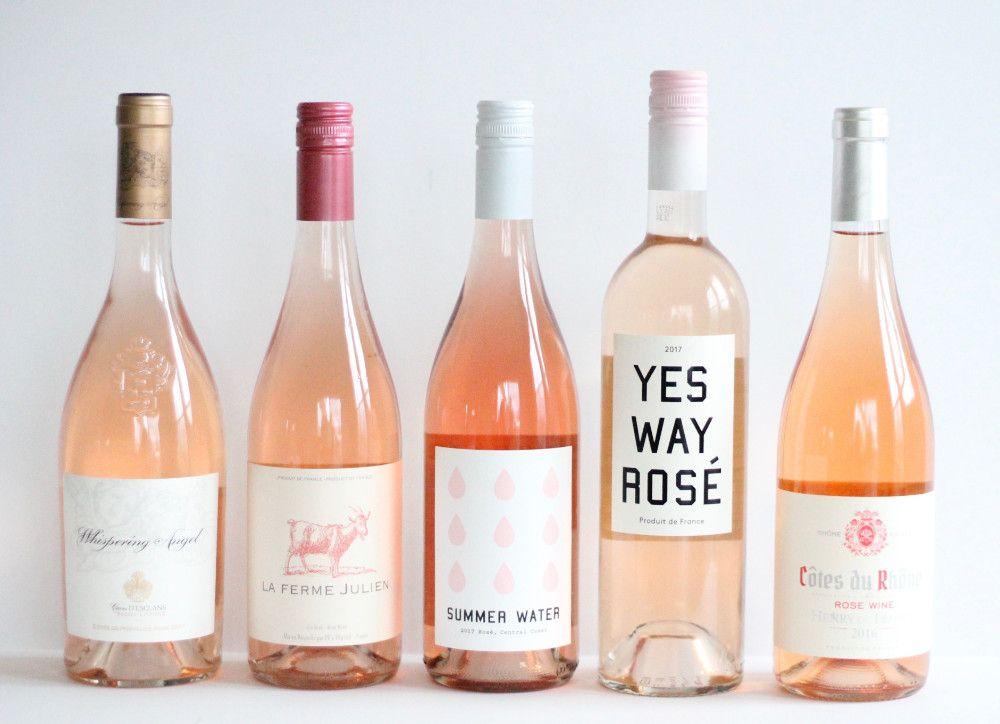 Top Rose Wines To Drink This Summer Rose Wine Wine Bottle Best Rose Wine