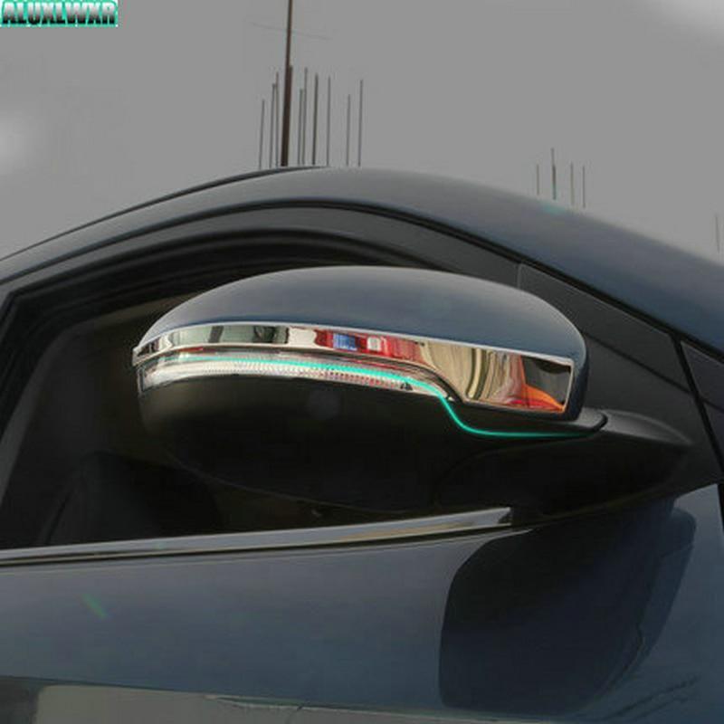 Car-Styling fit For Hyundai TUCSON TL 2015 2016 2017 Chrome
