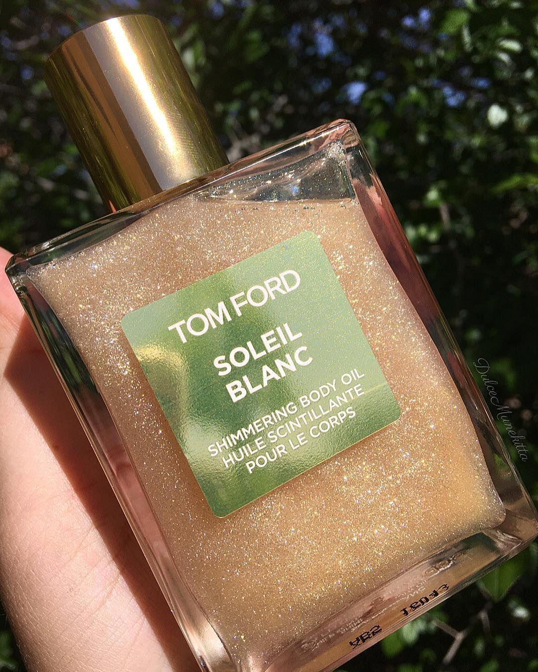 3685c97fdb Tom Ford Soleil Blanc Shimmering Body Oil