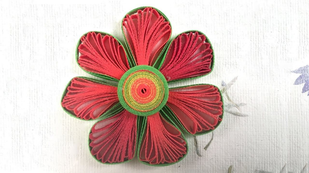 Paper Quilling Flower Quilling Flowers Paper Quilling And Quilling