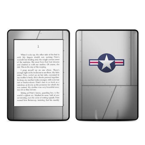 Wing design protective decal skin sticker for amazon kindle paperwhite ebook reader 2 point