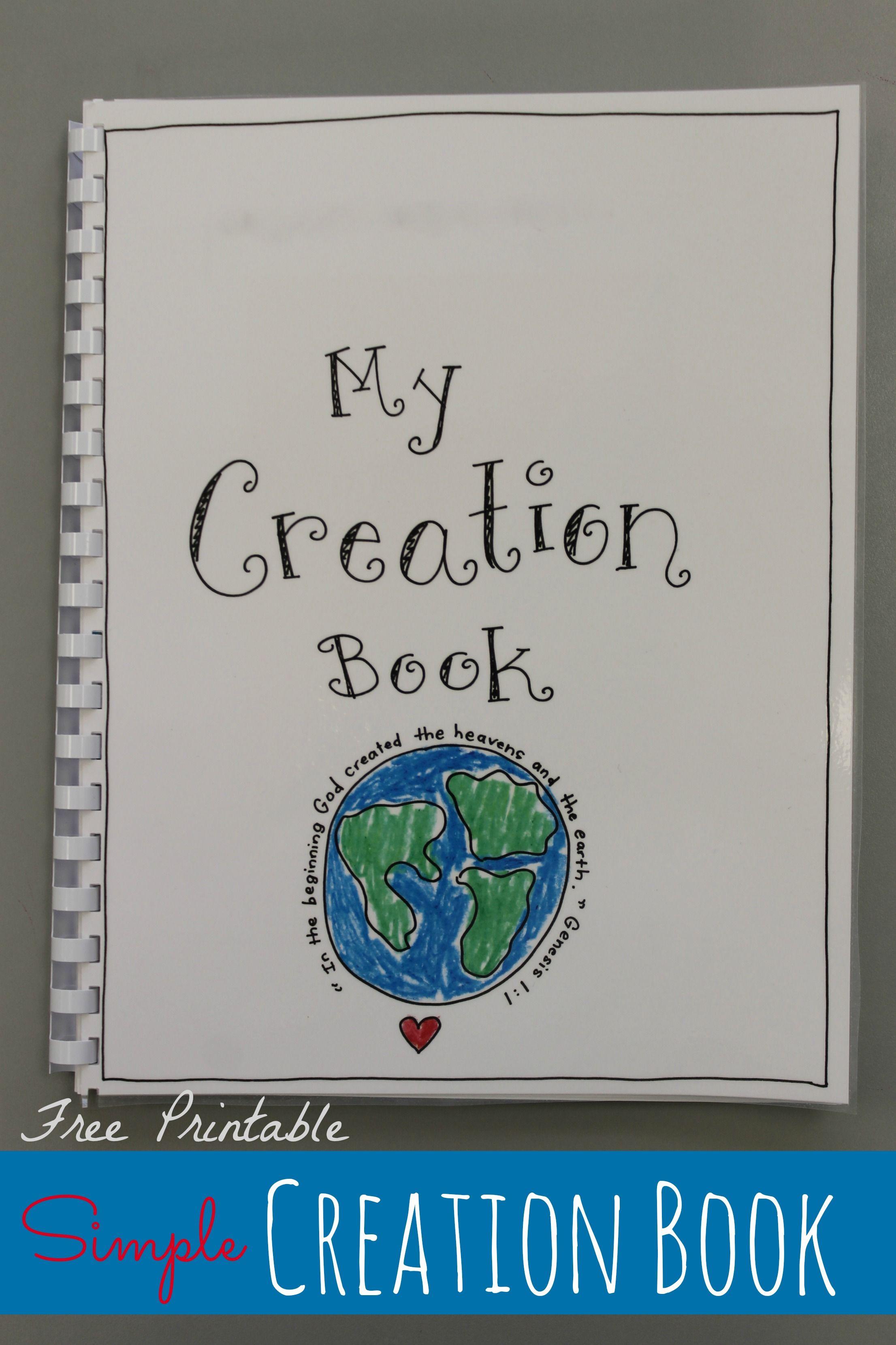 Creation Book