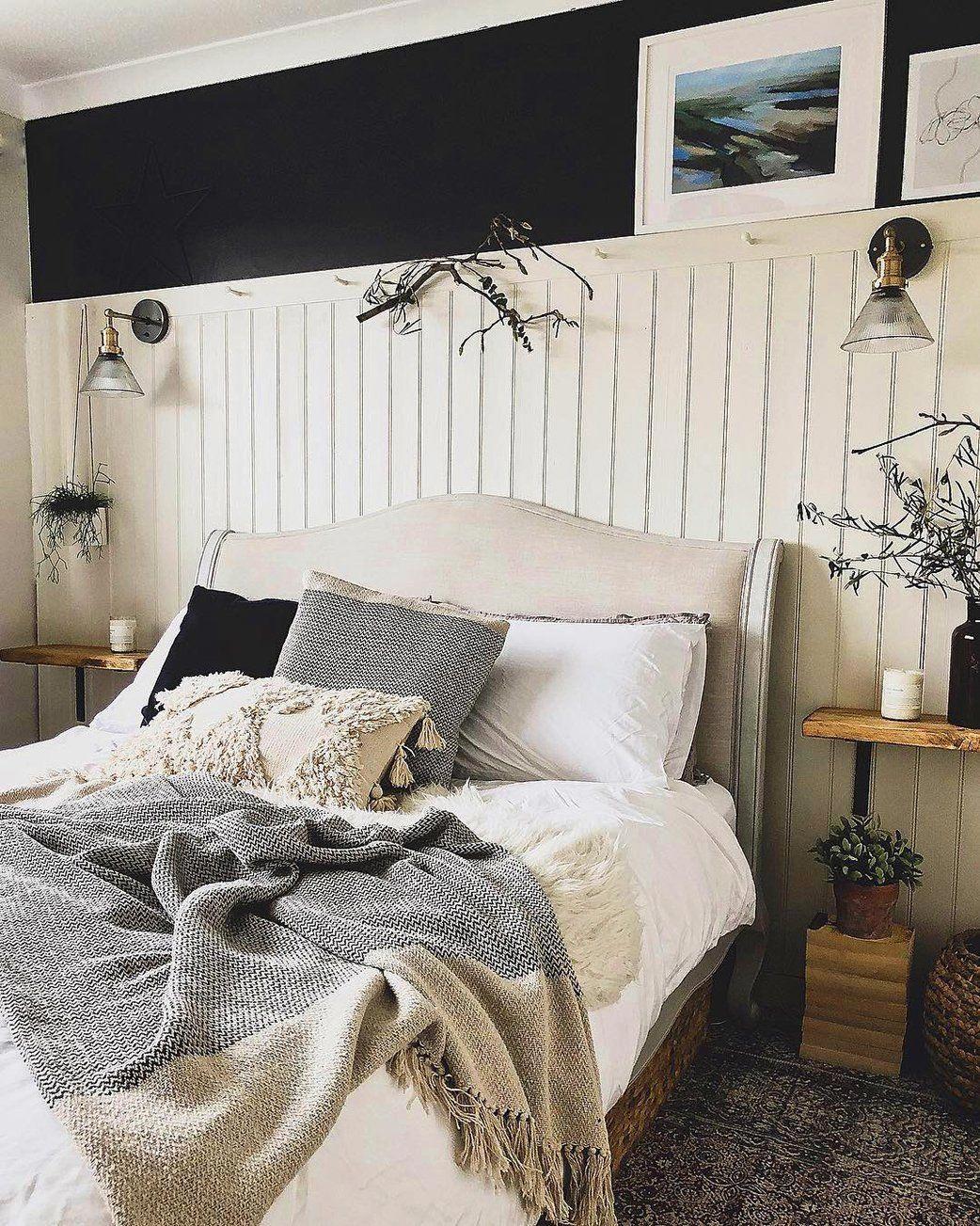 Hygge bedroom interior design hyggebedroom in 2020