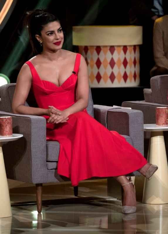 First Look: Priyanka Chopra as a judge on the August 17 Gong Show