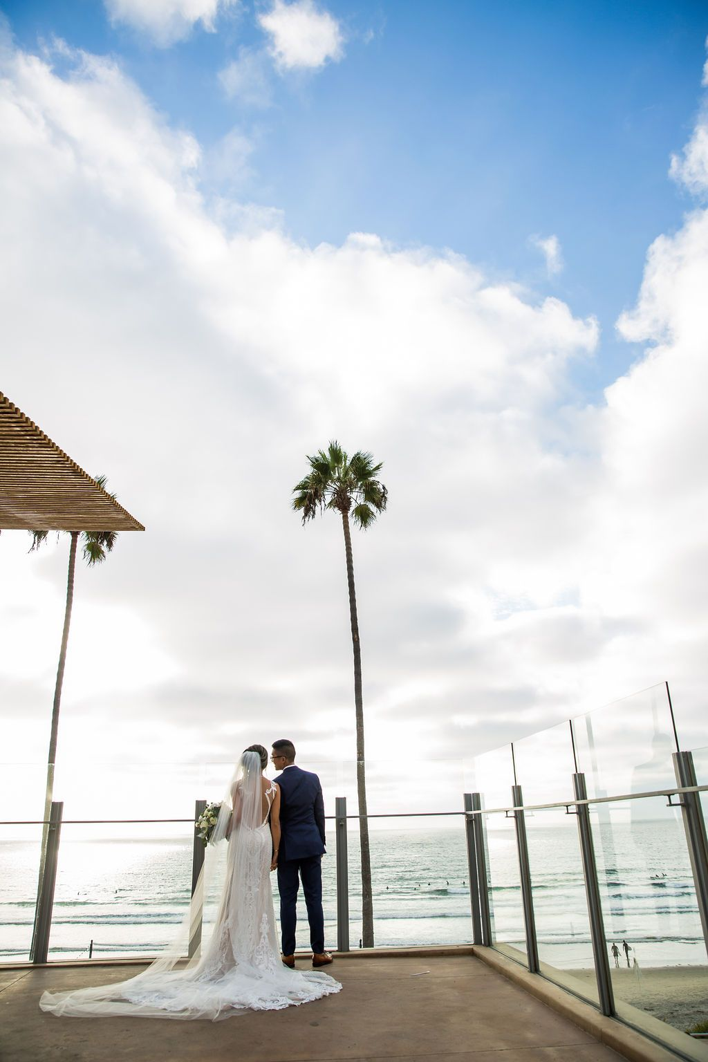 Coordination At Your Side Planning Venue Scripps Seaside Forum Music Dj Hevrock Catering French Gourmet Videographer Bydesign Film Photographers