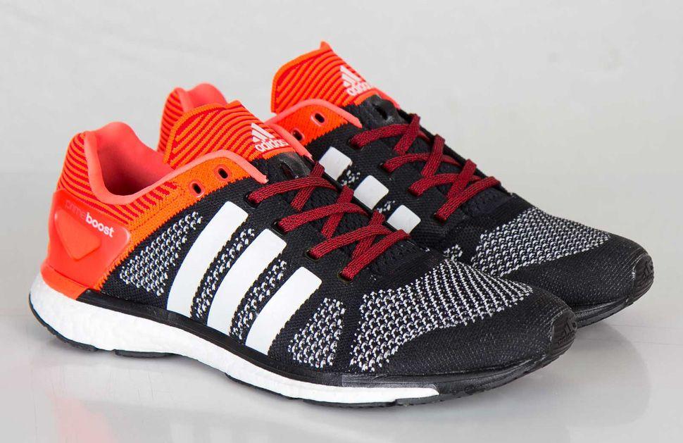 new styles e7d30 747da adidas adizero prime boost Black, White Red - EU Kicks  Sneaker Magazine