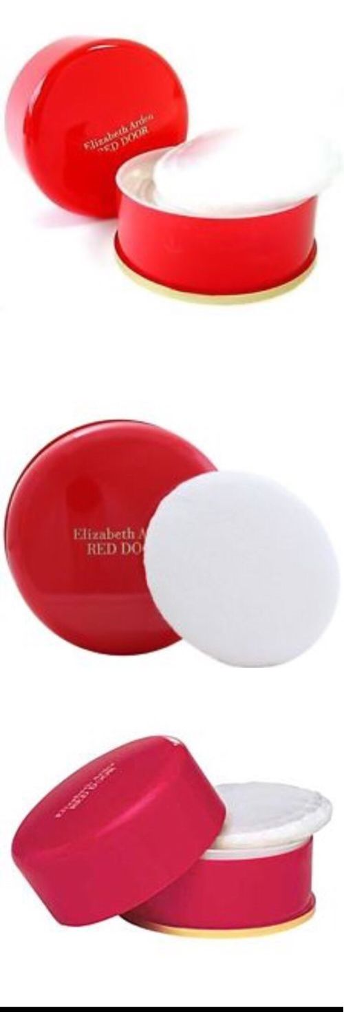 Body Powders 29581: Red Door By Elizabeth Arden Perfumed Body Powder 2.6 Oz  Unboxed  U003e BUY IT NOW ONLY: $12.97 On EBay!