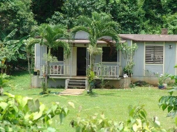 Casa En Los Campos De Jayuya Outdoor Outdoor Structures