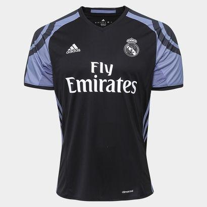 CAMISA ADIDAS REAL MADRID THIRD 16 17 S Nº Por R  249 144e1fa805e9e