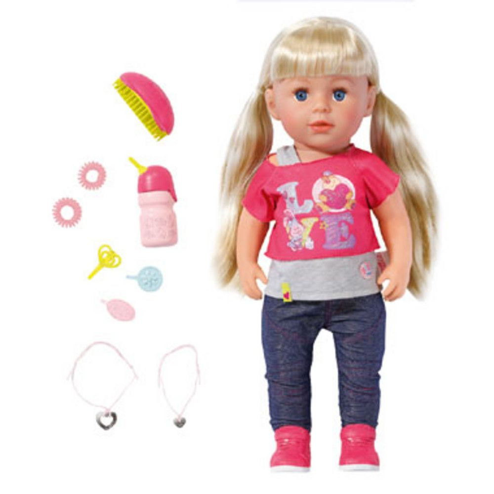Pin By Martin Kelly On Baby Born Sisters Doll Baby Born Baby Doll