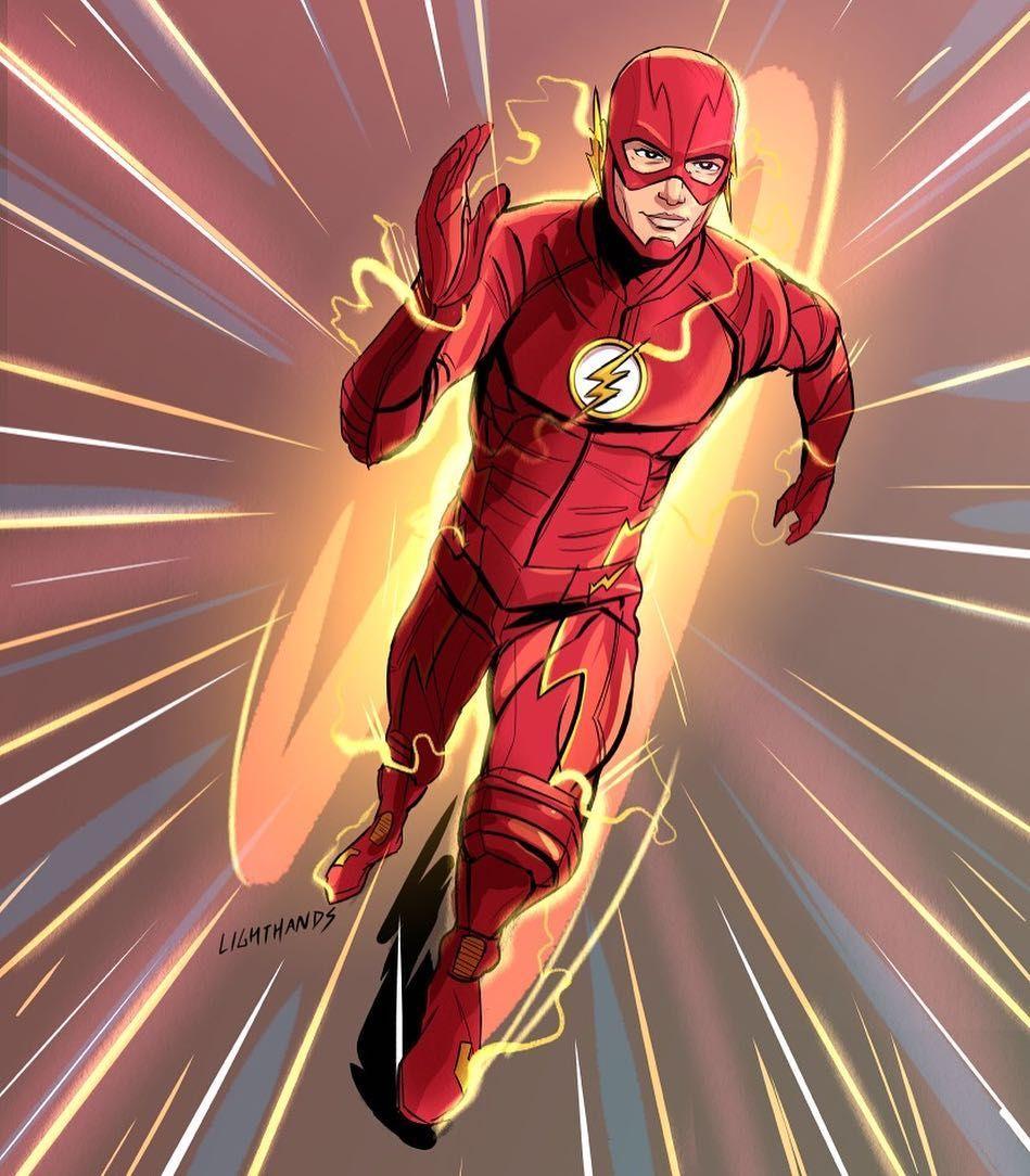 Barry Allen Barryallen Grantgustin Cwflash Theflash Speedster