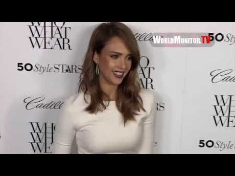 'Who What Wear' and Cadillac Celebrate 50 Most Fashionable Women Of 2013 - YouTube