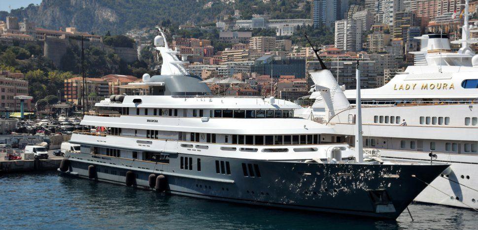 Gabriele Volpi Yacht Yacht Super Yachts Amels