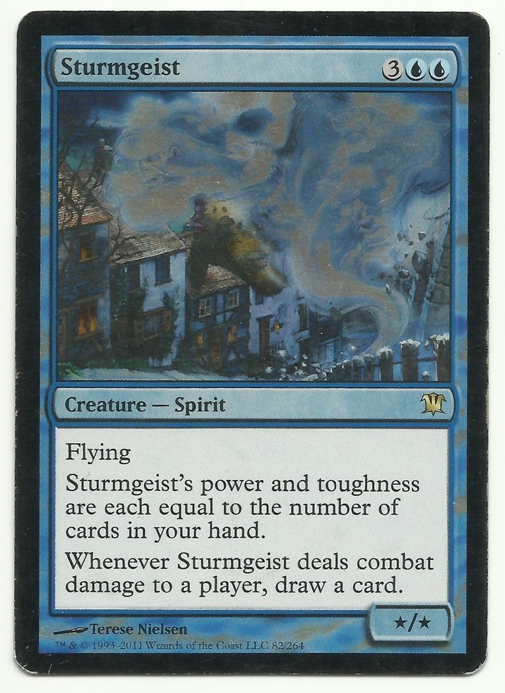 Innistrad R Sturmgeist Magic MTG