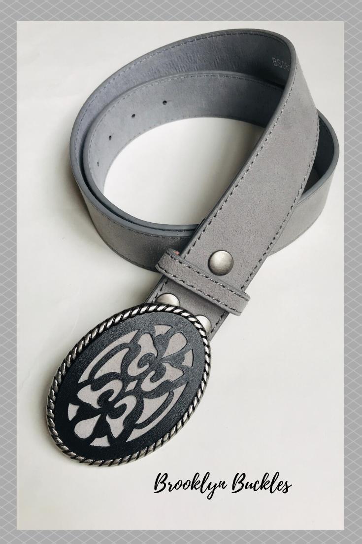 Stylish Belt Buckle Custom Belt Buckles Leather Belt Buckle Suede Belt