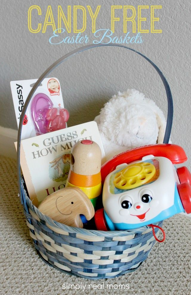 great candy free easter basket ideas for your kids easter