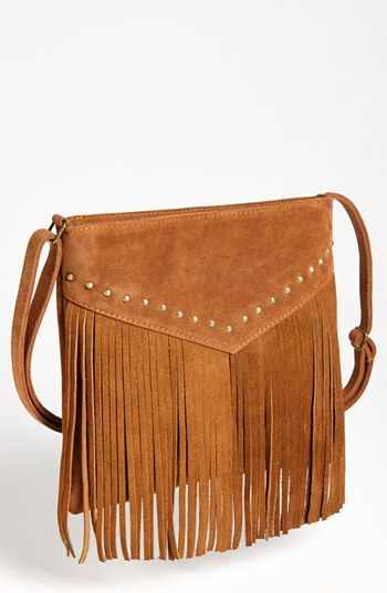 BP. Studded Fringe Crossbody Bag available at  Nordstrom  7d2105f305be3