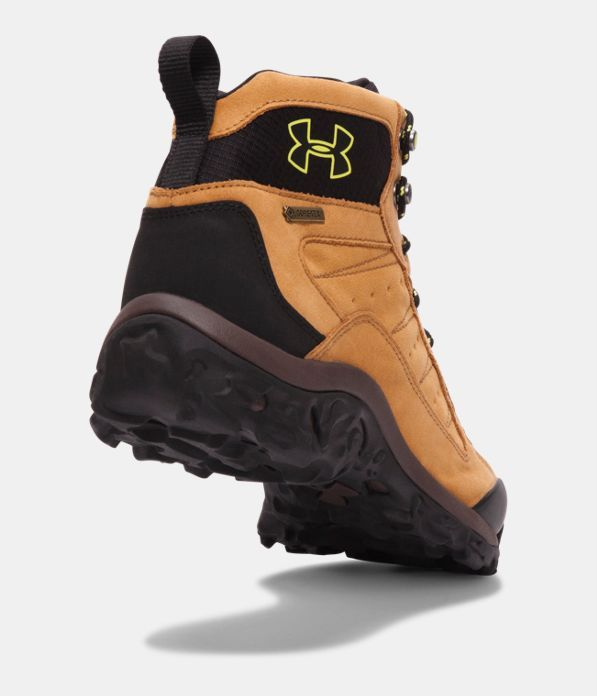 Men S Ua Wall Hanger Mid Lite Hiking Hoots Under Armour